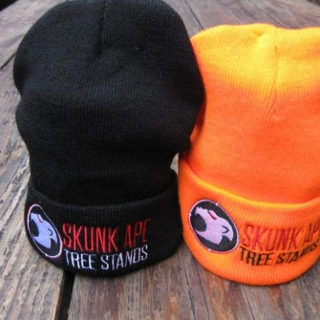 Skunk Ape Knit Hats