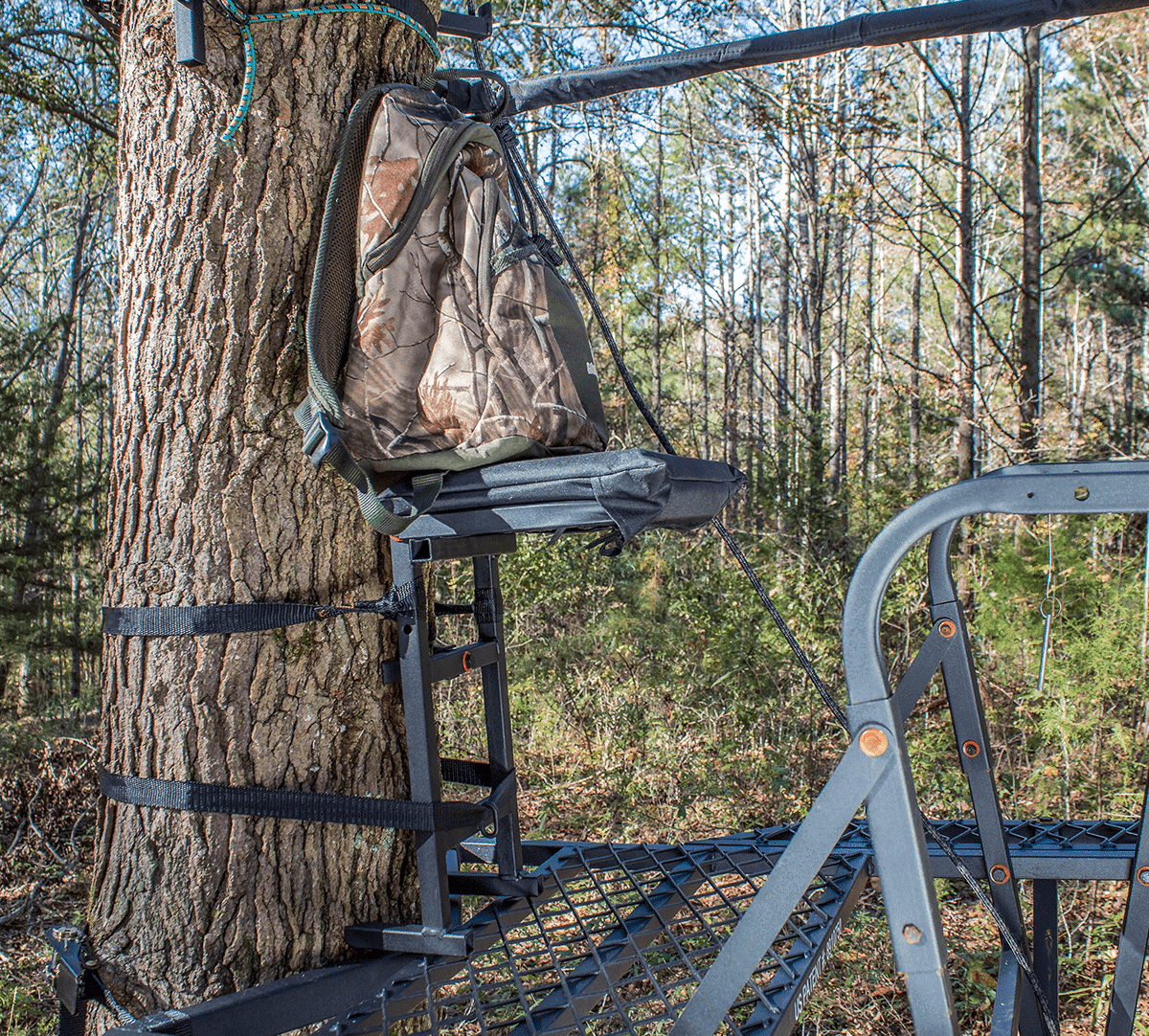 Skunk Ape Tree Stands Junior Seat For Ladder Stand