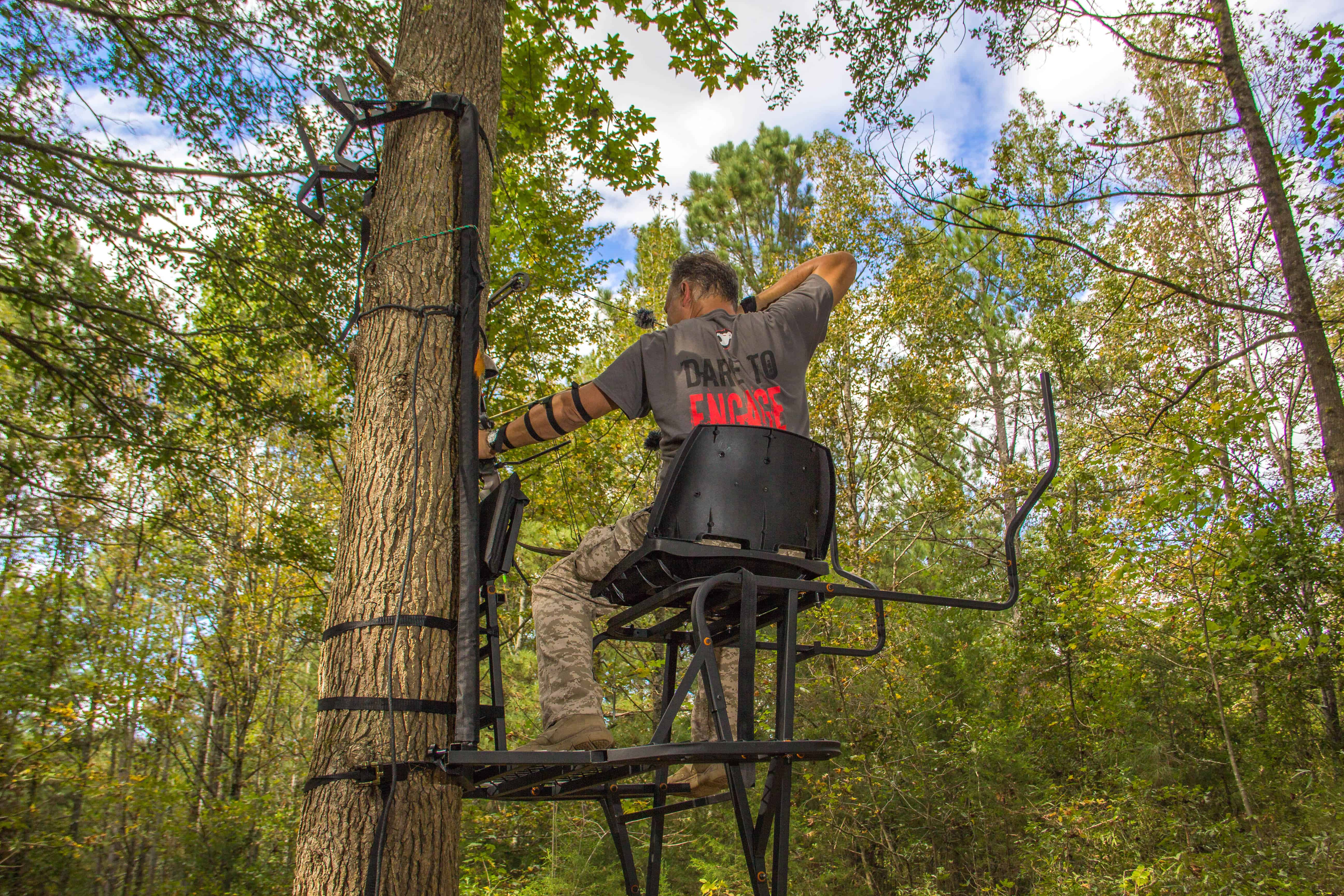 Skunk Ape Tree Stand Ladder Tree Stand Deer Stand