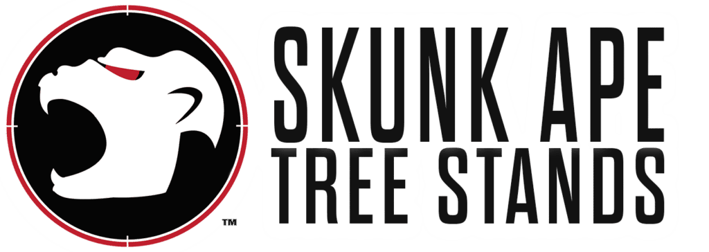 Skunk Ape Tree Stands Logo