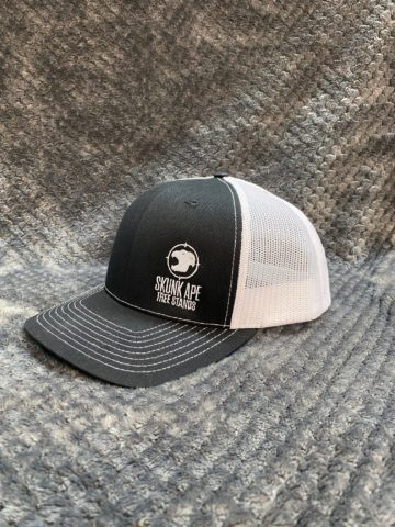 Black & White Logo Hat